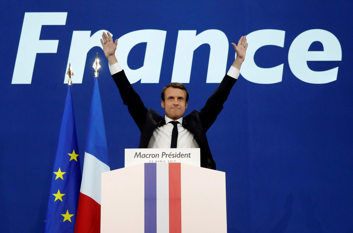 Macron, Le Pen Likely To Face Each Other In Presidential Runoff