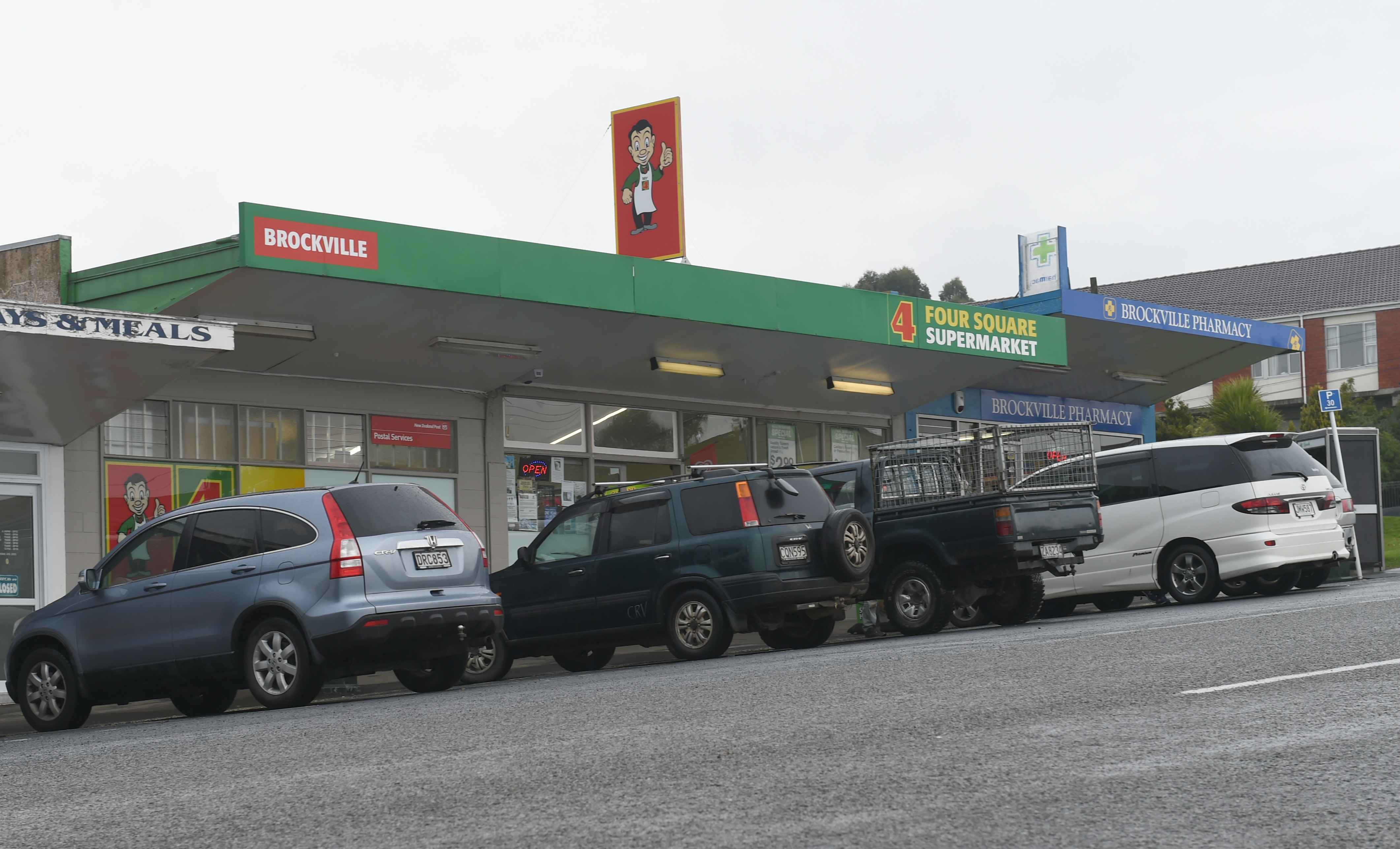 The Brockville Four Square Supermarket's  liquor licence renewal application is being opposed...