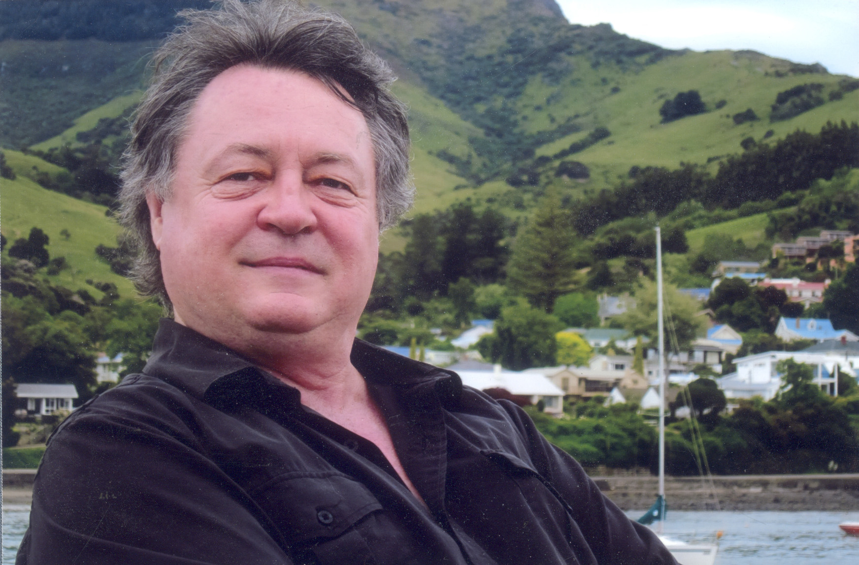 Rob Hutchins, who died in a fire in Oamaru on Thursday, campaigned over electromagnetic fields...