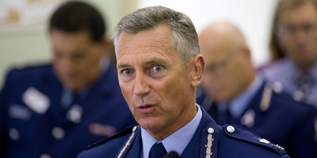 A whistleblower wrote to Commissioner Mike Bush with concerns about Northland police. Photo: NZ...