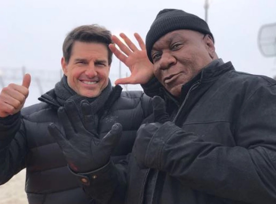 Tom Cruise Braves Queenstown Chill Otago Daily Times