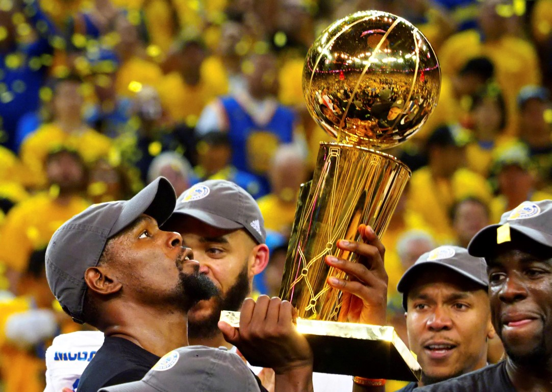 Stephen Curry, Kevin Durant look to build a Warriors dynasty
