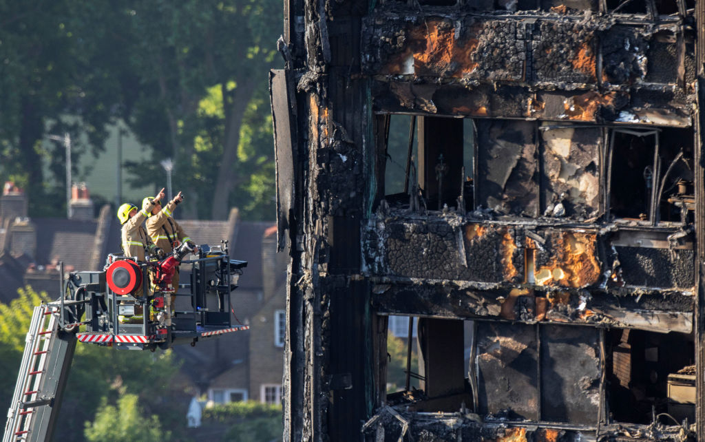 The London apartment fire death toll is up to 79, police say.