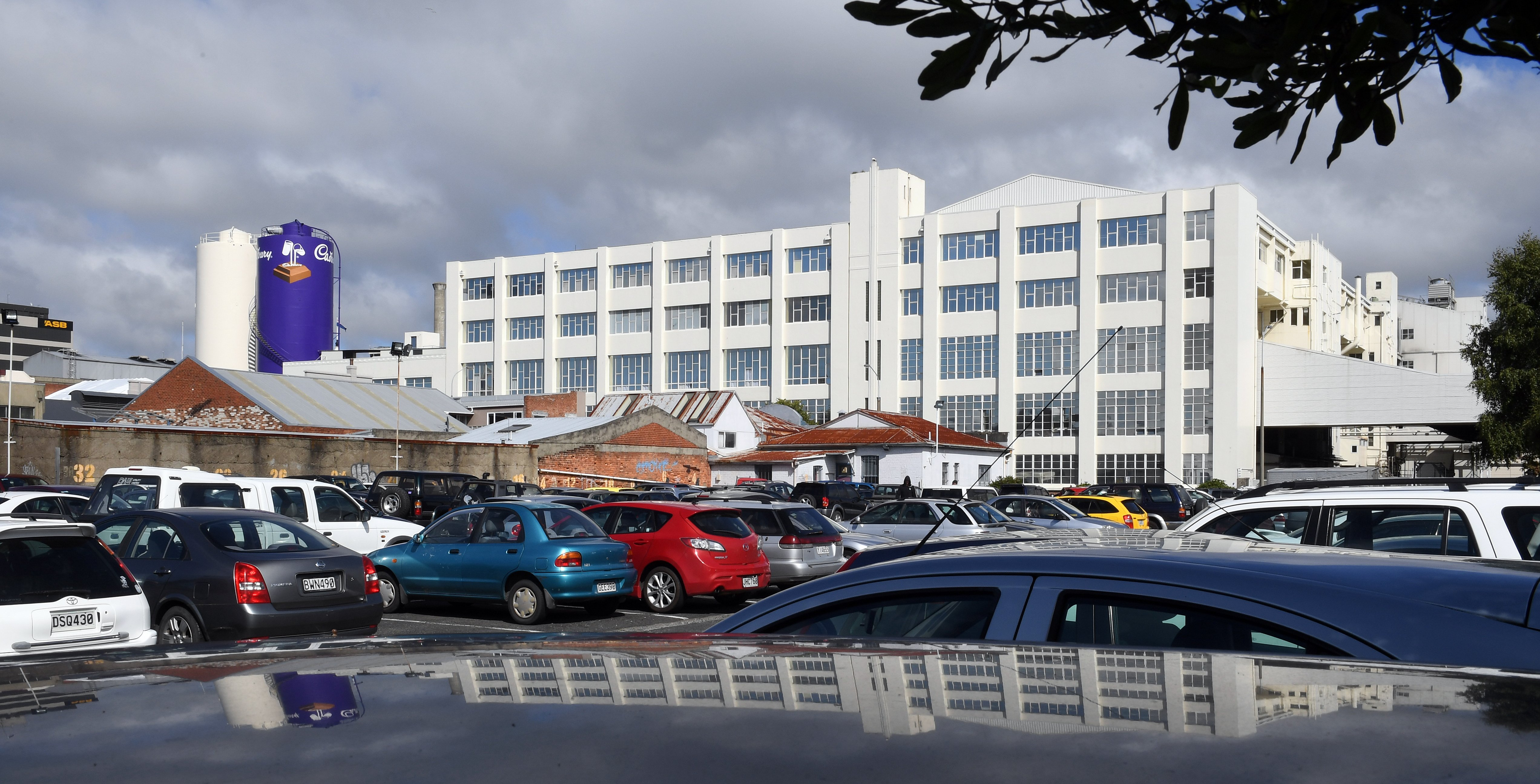 The Dunedin Cadbury factory is scheduled to close. Photo: ODT file