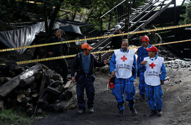At least 11 die in Colombia coal mine explosion