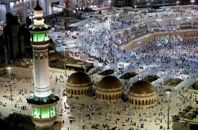 Bomber planning to attack Mecca mosque blows himself up