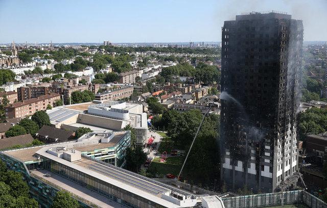 58 missing, presumed dead in London inferno