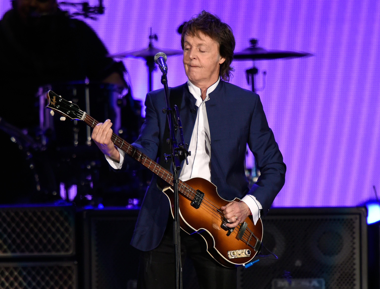 Fee of $2K to watch McCartney soundcheck