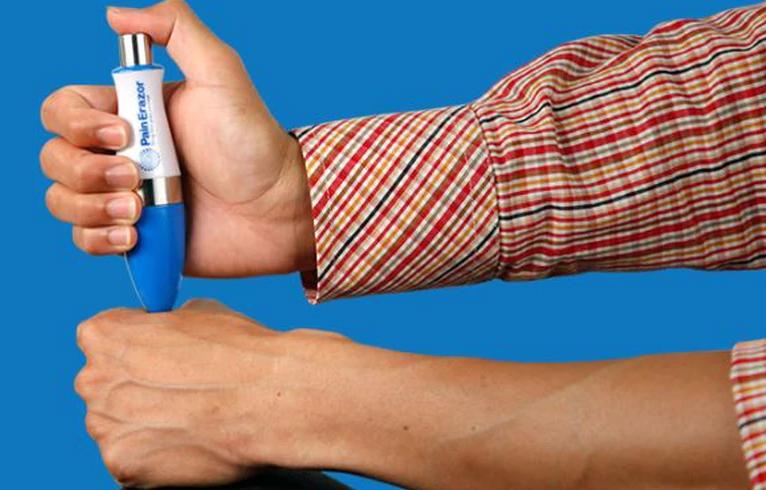 More concerns over 'pain erasing' pen