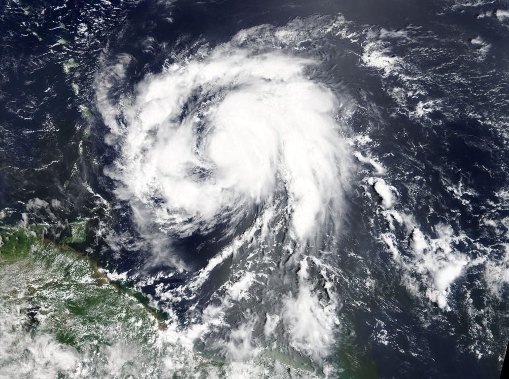 Maria, Jose, Lee: Where do hurricane names come from?