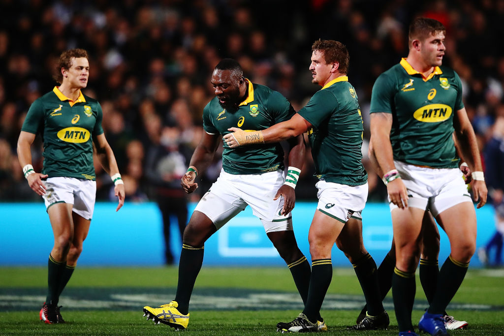 Weary All Blacks in race to recover for Springboks test