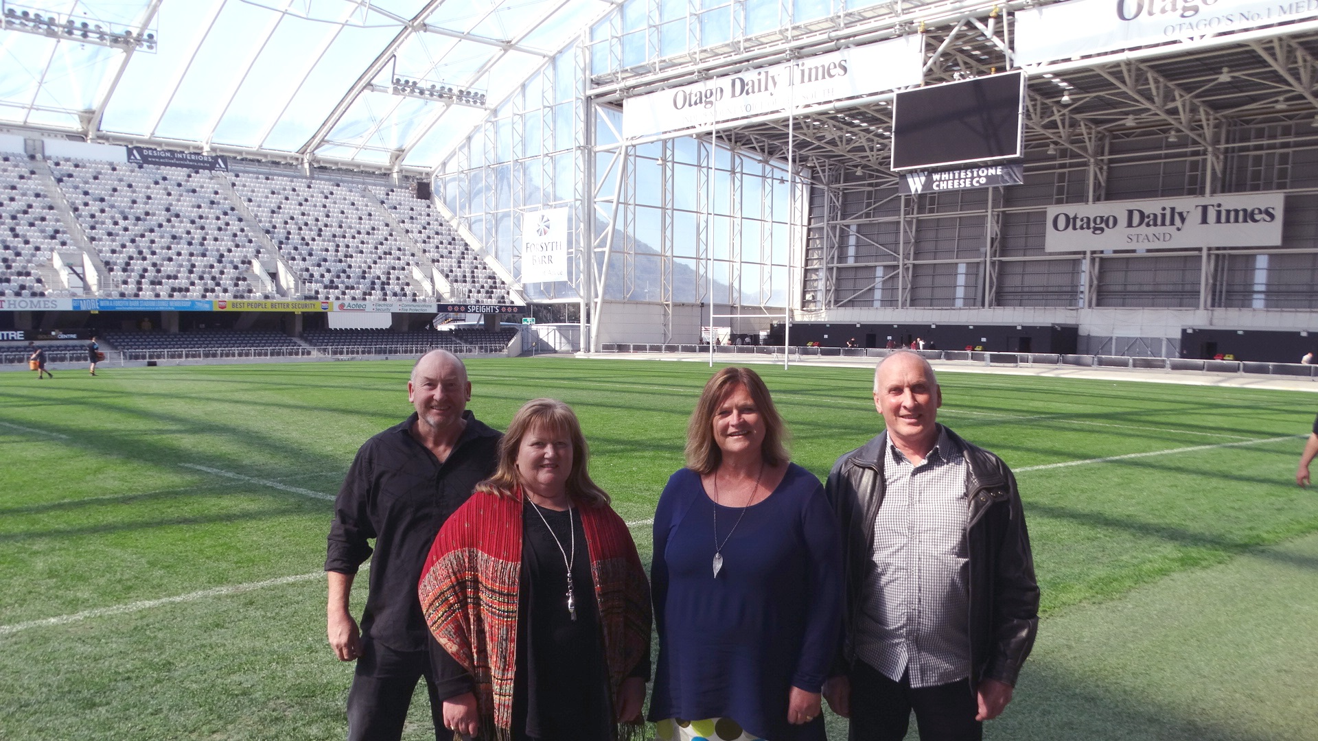 Christmas in Stadium' event | Otago Daily Times Online News