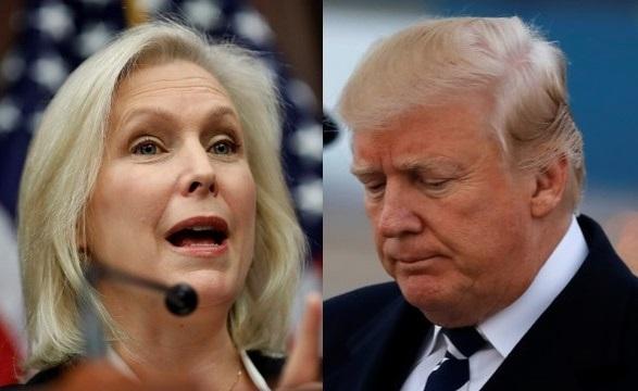 US Senator calls Trump Twitter post 'sexist smear'