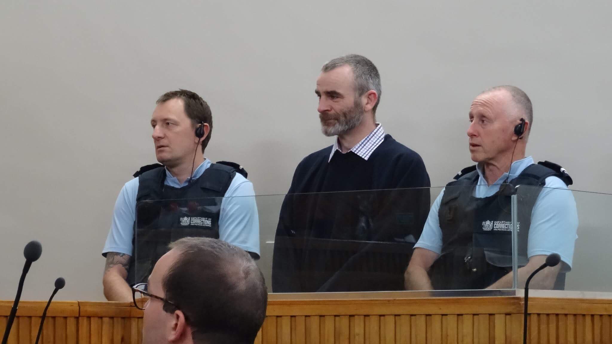 Invercargill cop admits killing wife