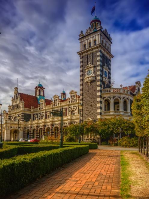 Otago landmarks' heritage recognition