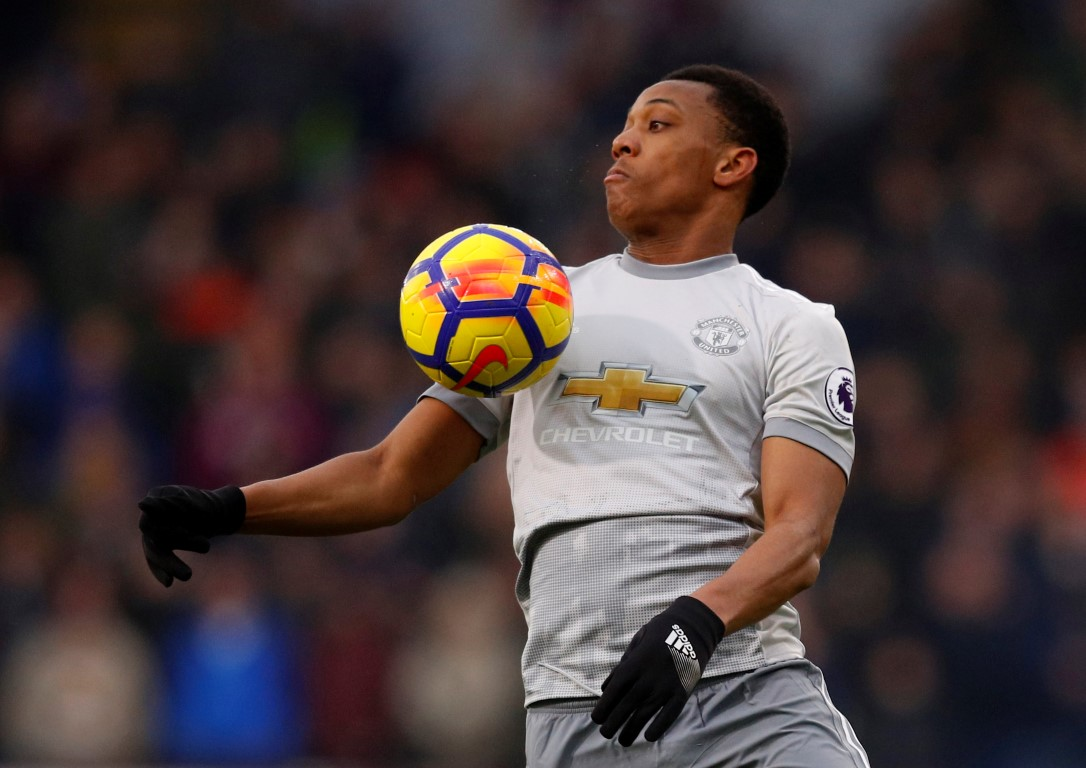 Manchester United indebted to Anthony Martial for unlocking Burnley's defence