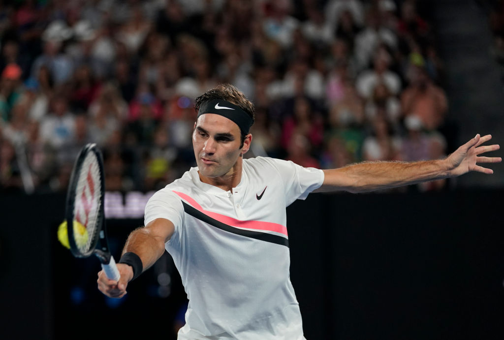 Federer: Have to play in all conditions