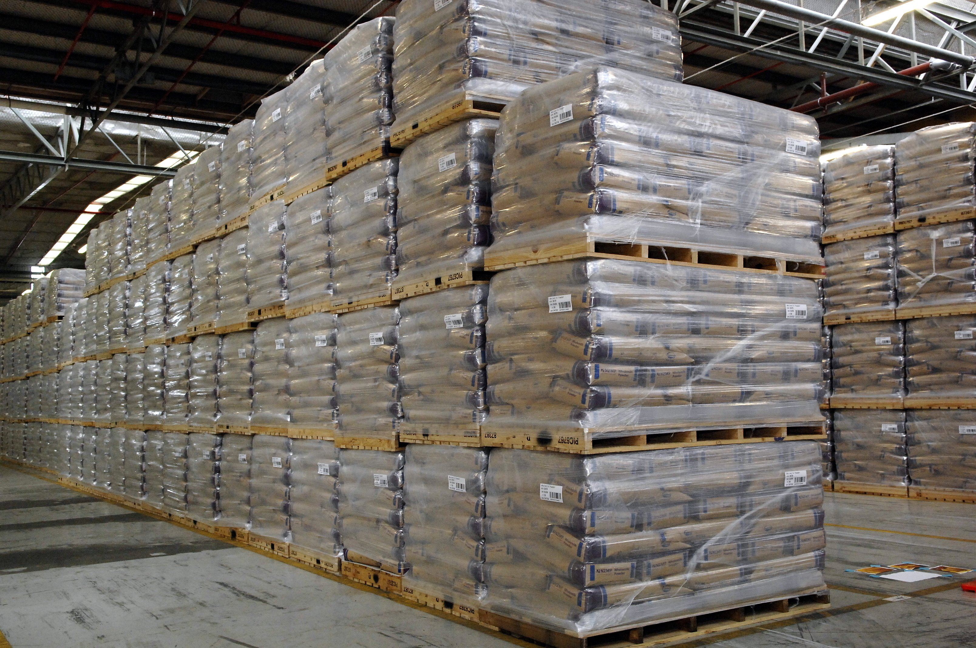 GlobalDairyTrade powder prices up as production forecast falls