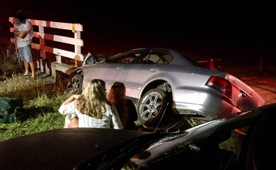 Five teen girls injured in Waikato crash