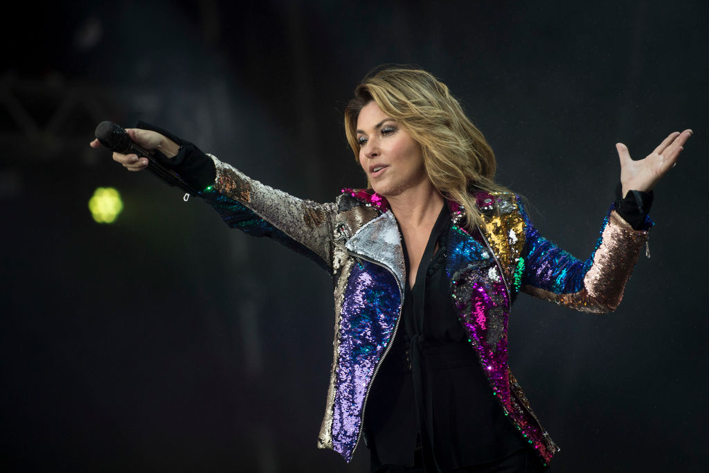 Shania Twain Debut New Zealand Shows For 2018