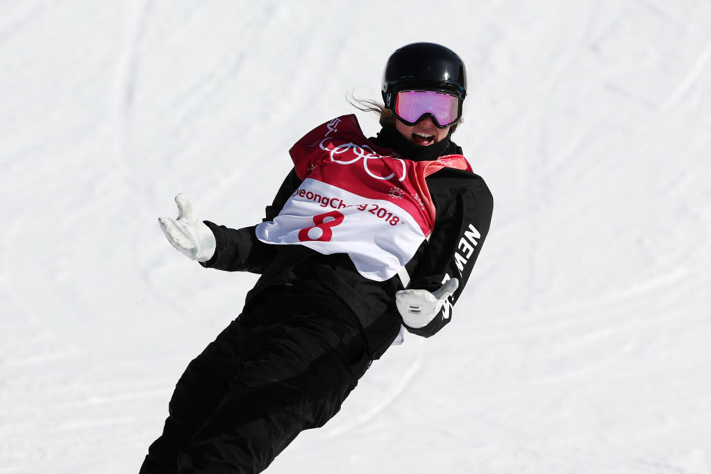 Zoi Sadowski-Synnott's bronze today is New Zealand's first medal at a Winter Olympics since 1992....
