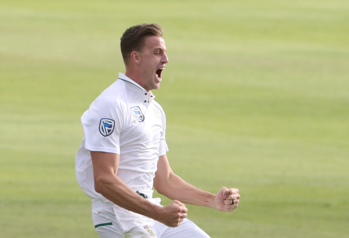 Morkel five seals massive South Africa win