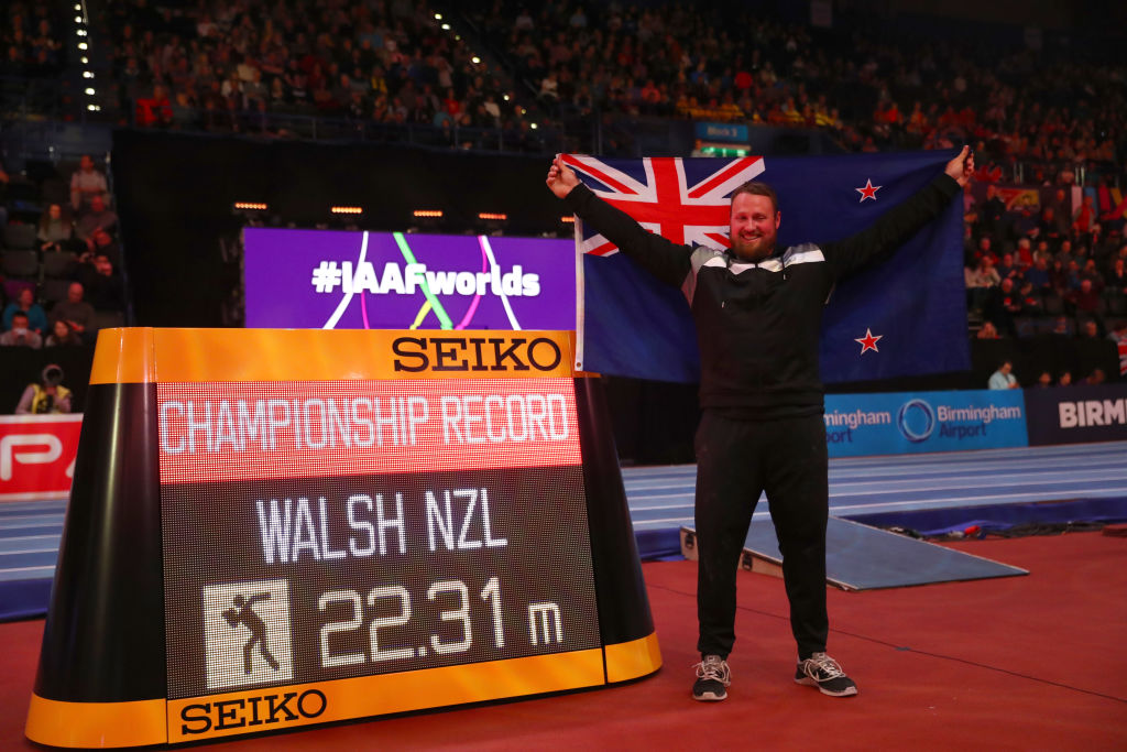 IAAF World Indoor Championships all about DQs