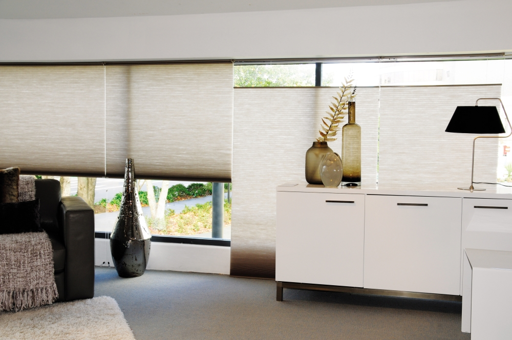 Webmaster's Whisper blinds now offer even better insulation properties.