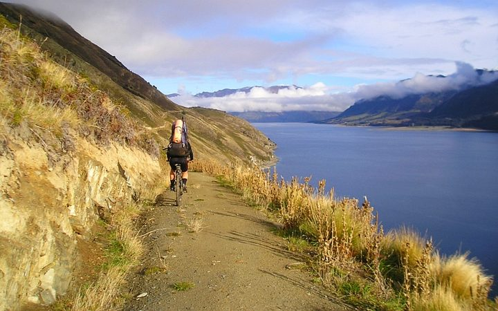 Access to the Hawea Conservation Park is at the heart of the issue surrounding the sale of the...