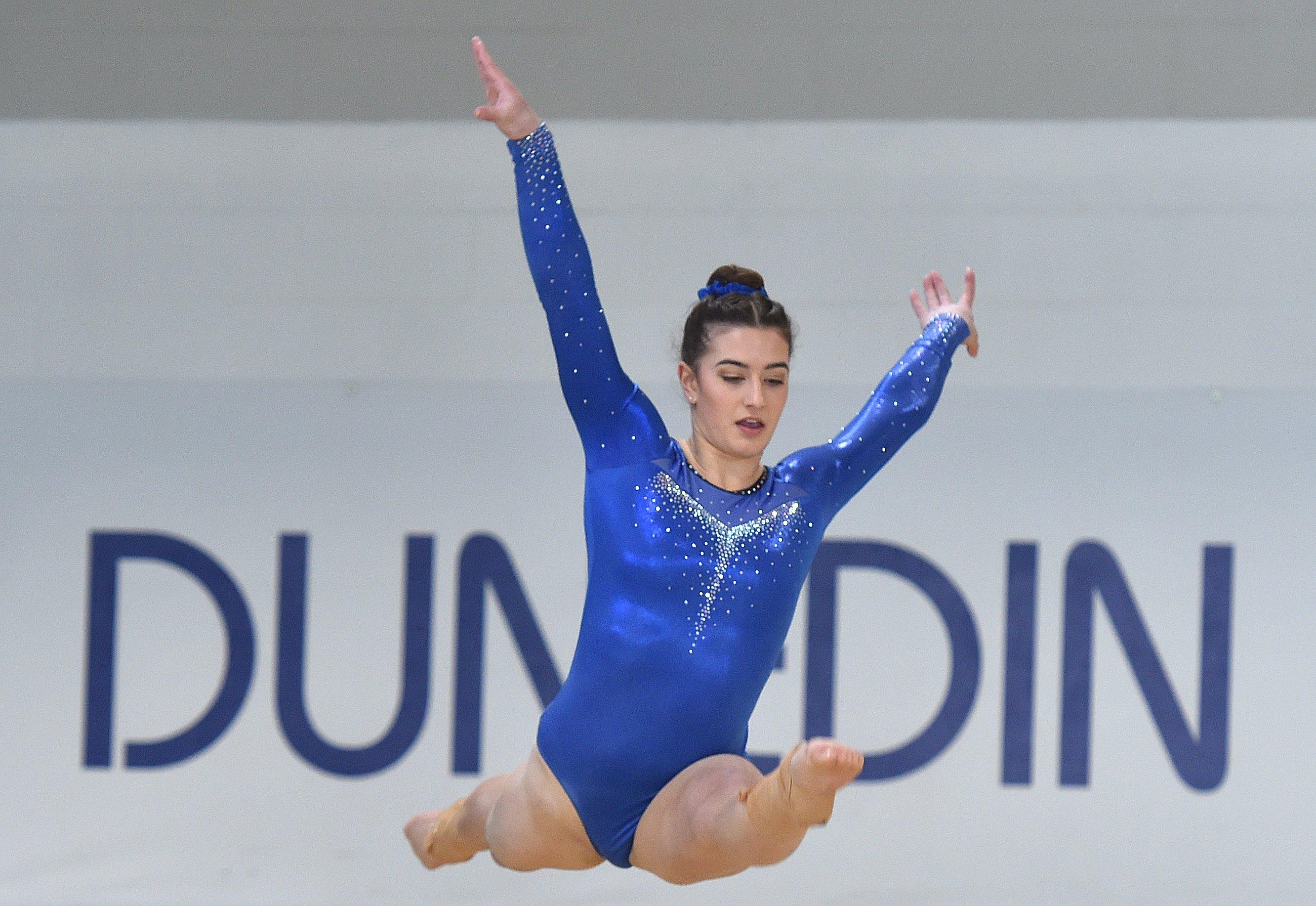 Gymnastics: a selection of sites