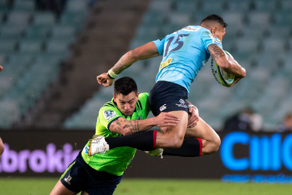 The Waratahs had the jump on the Highlanders in their last encounter, winning 41-12 back in May....