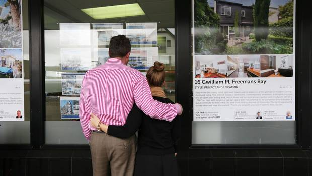Home-buyers should be wary when paying deposits. Photo: NZME