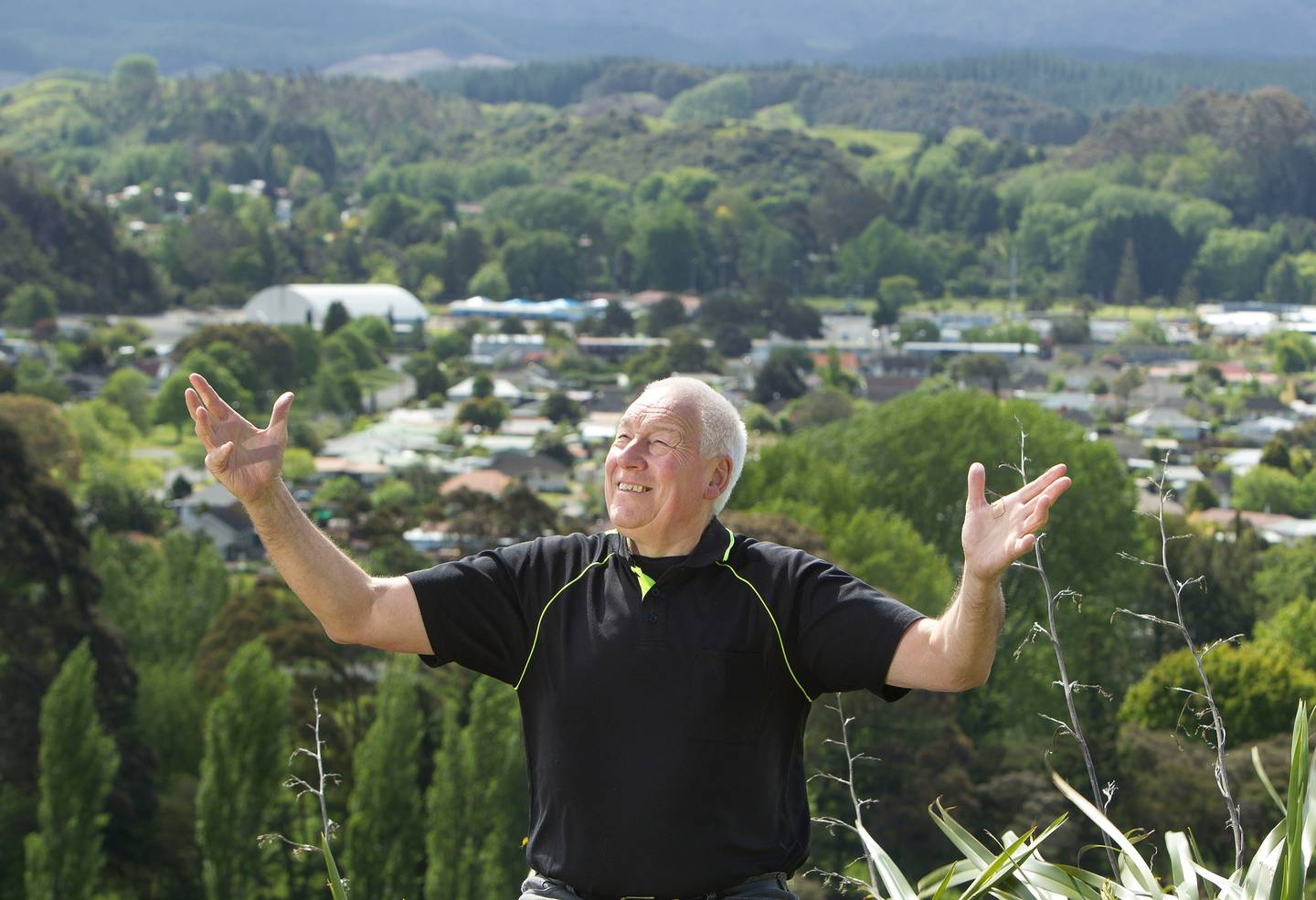 Kawerau mayor Malcolm Campbell says the arrival of newcomers in town and growth in house prices...