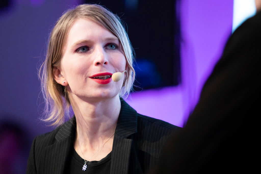 Chelsea Manning. Photo: Getty