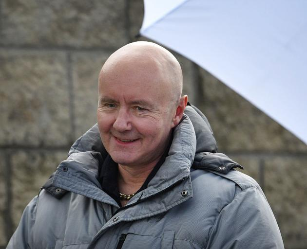 Irvine Welsh. Photo: Getty Images