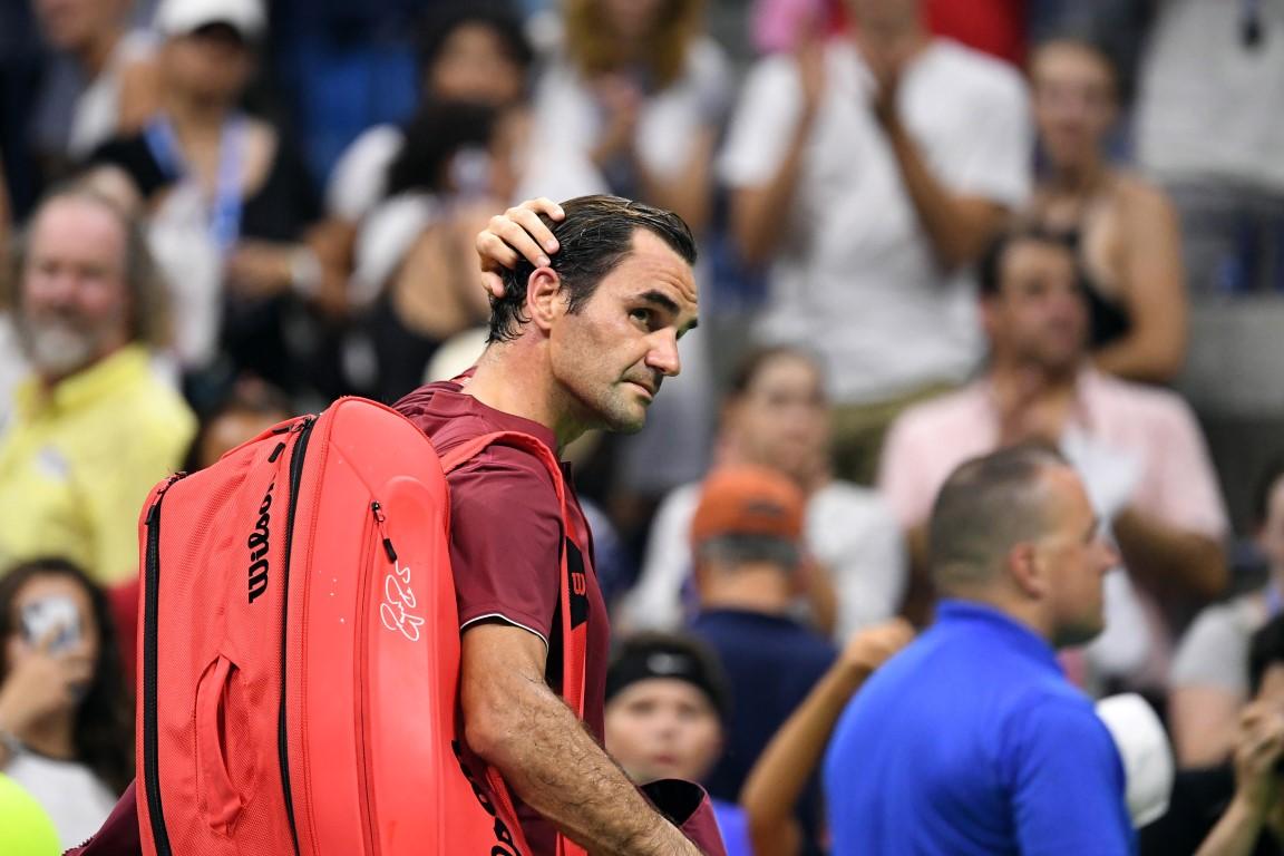 Australian John Millman upsets Roger Federer at US Open