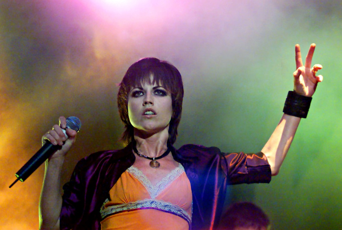 Dolores O'Riordan. Photo: Reuters