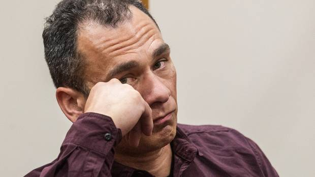 Donovan Duff during his trial. Photo: NZME