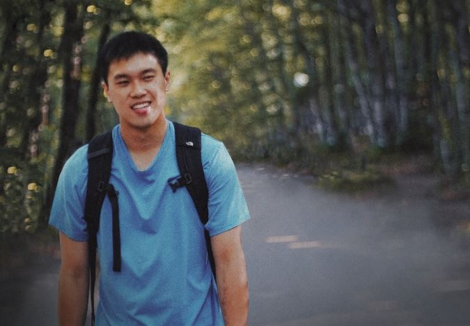 "Felix Chee Lai has been remembered as ""fun-loving"" and ""free-spirited"". Photo: Ryan Fong/GoFundMe"