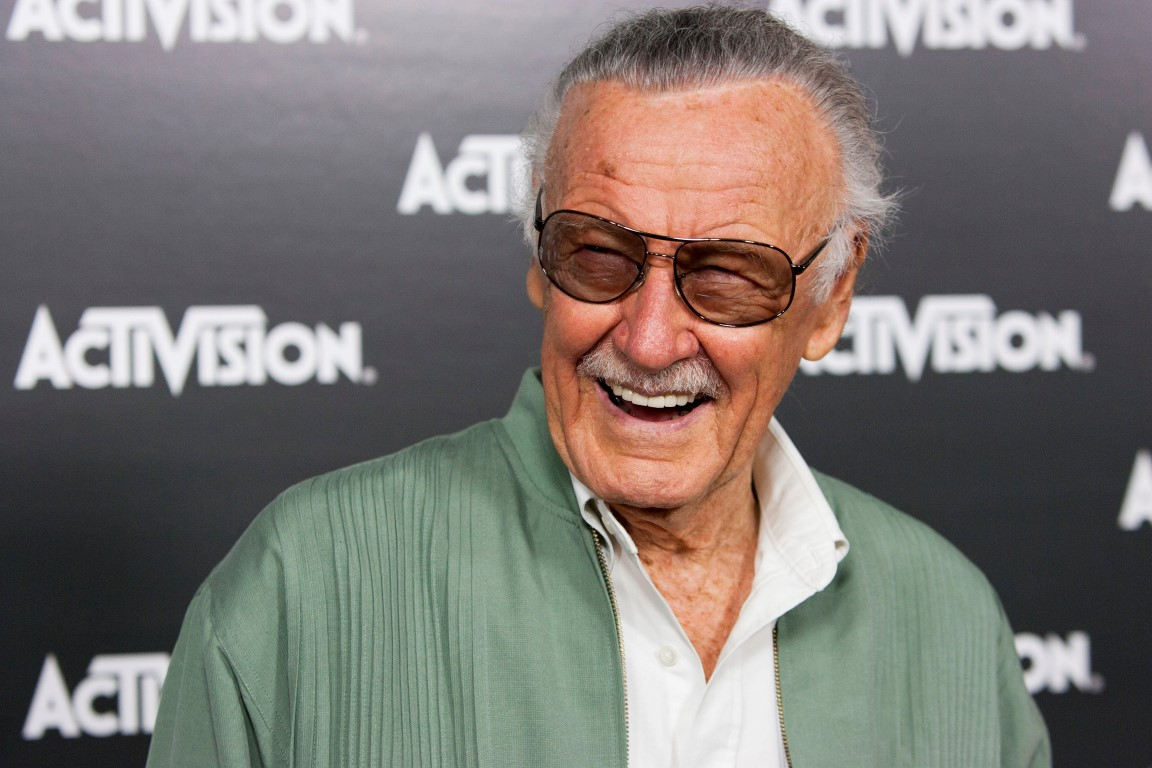 Stan Lee dreamed up Spider-Man, Iron Man, the Hulk and a cavalcade of other Marvel Comics...