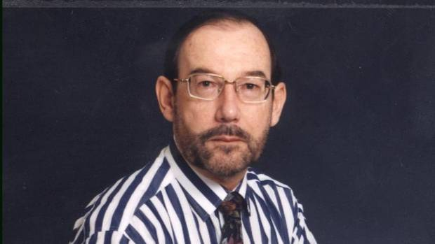 Ronald Van Der Plaat pictured in his younger days. Photo: Supplied via NZME