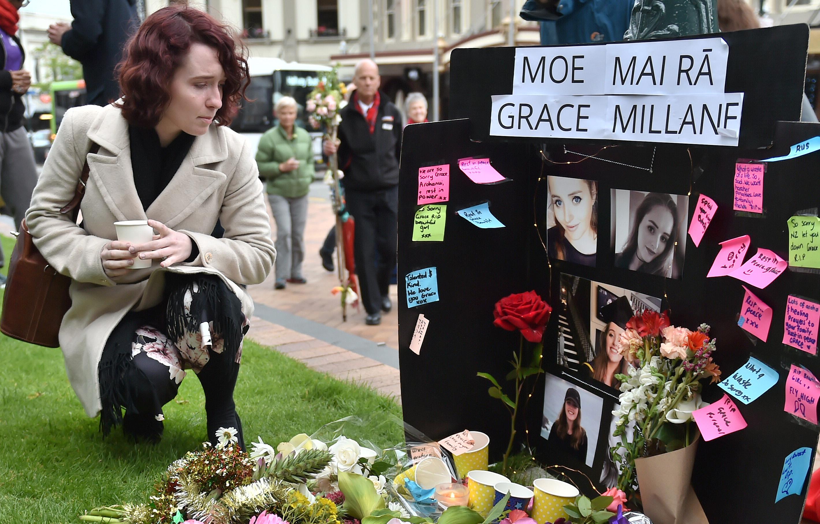 Grace Millane: Backpacker's body returned to family