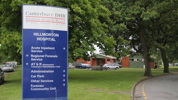 The woman was discharged from Hillmorton Hospital just hours after attempting to take her own life. Photo: NZME/File