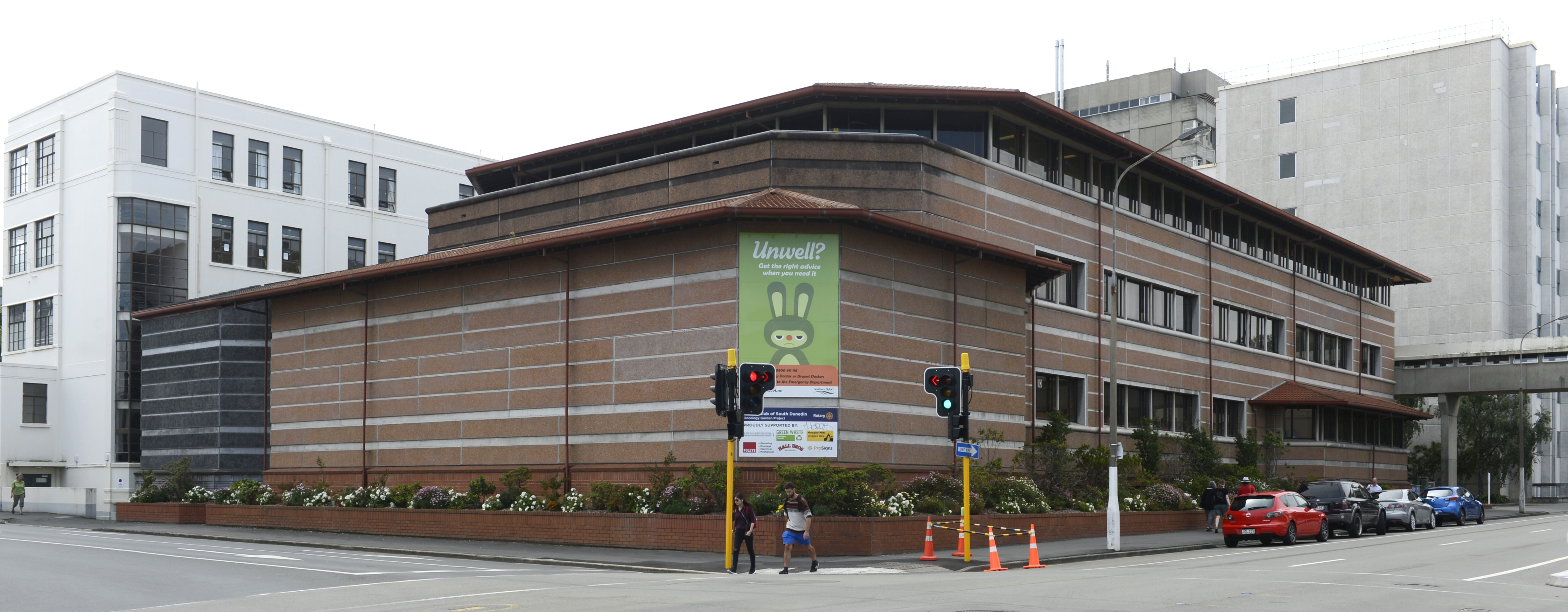 The oncology centre may not move to the new Dunedin Hospital site until after the hospital is...