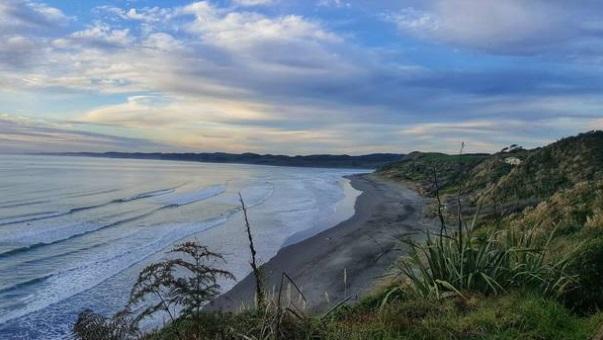 Wainui Beach in Raglan. Photo: NZ Herald