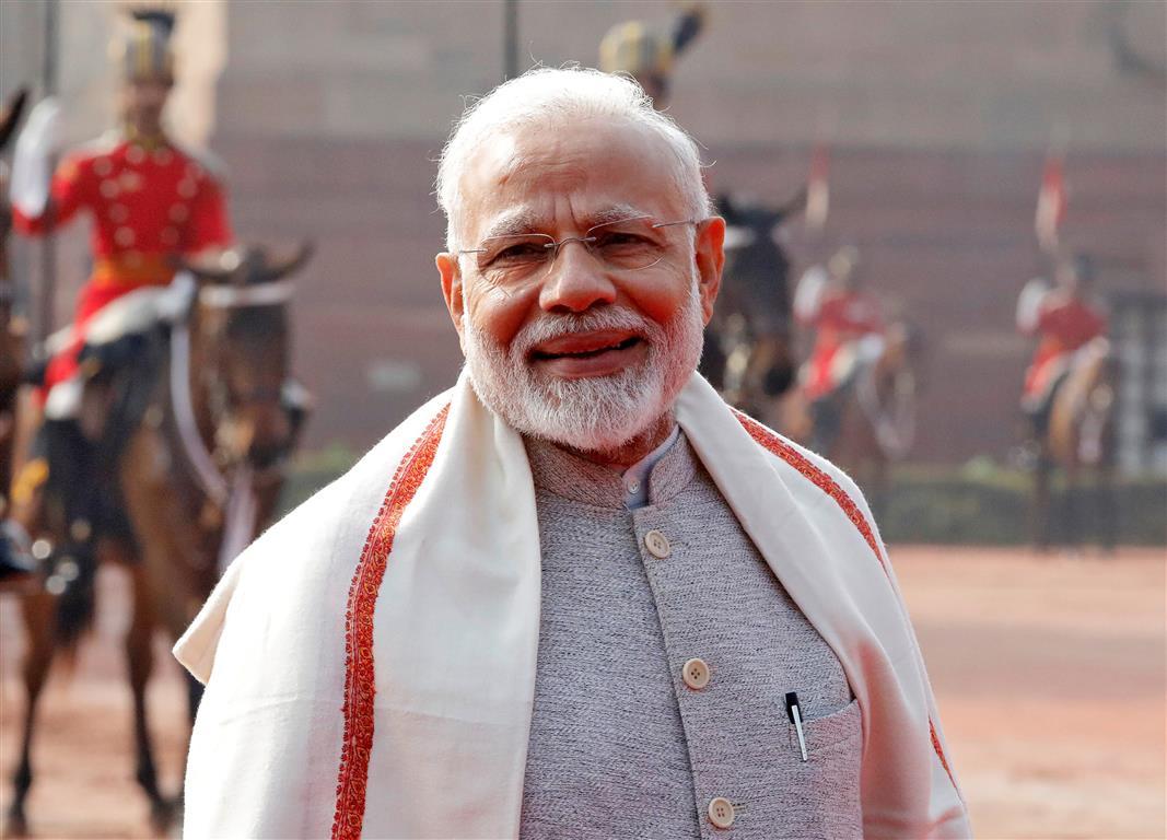 India's Prime Minister Narendra Modi. Photo: Reuters