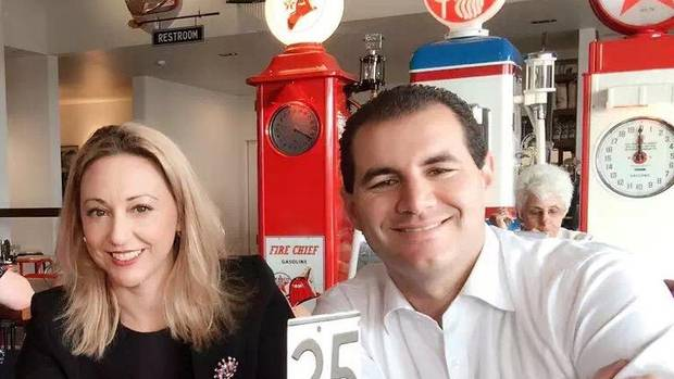 arah Dowie, who had an affair with Jami-Lee Ross, says she's 'committed to the people of Invercargill'.
