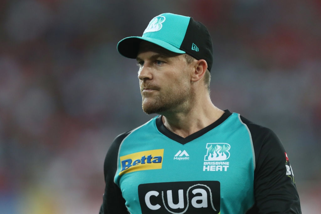 Brendon McCullum announces BBL retirement with coaching intentions