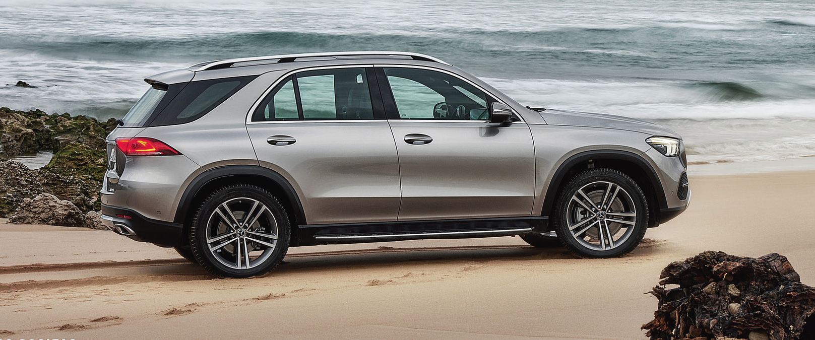 The all-new Mercedes-Benz GLE SUV. Photos supplied.