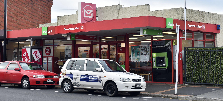Four Dunedin Post Shops closing